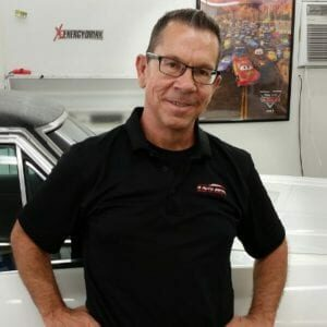 Owner Mark Mueller grew up with a love for automobiles.  His father Ferd, his four older brothers and one brother-in-law instilled a passion for cars and the proper care of them. He moved to California in 1981 to work for his oldest brother Doug in his auto repair business and did some detailing on the side for extra money. With the expert training of Jim Hunt (now deceased), and a lack of passion for broken knuckles, he left mechanics and opened his first shop. It was very successful, but after two years, he decided to move back to his Colorado home. He spent two years following his other love, music, at Colorado University in Boulder College Of Music, while detailing for a dealership their part time and during the summers. Still having a love for more contemporary music and continuing to play in bands, he found classical music not to be exactly what he was interested in, so he pursued the detail industry again.